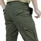 877.78 руб. 30% СКИДКА|Для мужчин легкая дышащая быстросохнущая брюки летние Повседневное военный Стиль брюки тактические штаны карго непромокаемые брюки купить на AliExpress