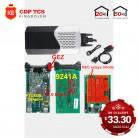 1101.32 руб. 23% СКИДКА|CDP TCS CDP Pro Bluetooth 2015. R3 keygen/2016. R1 активировать V3.0 NEC 9241A OBD2 сканер грузовик автомобиля диагностический инструмент как Multidiag купить на AliExpress