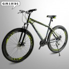 11330.4 руб. 50% СКИДКА|С высоким содержанием углерода стальная рама, 21 скорость велосипеда, 29 дюймов горный велосипед, передний и задний механический дисковый тормоз на безвозмездной основе-in Велосипед from Спорт и развлечения on Aliexpress.com | Alibaba Group