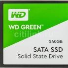 SSD накопитель WD Green WDS240G2G0A 240Гб