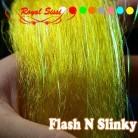 Королевское ssi 8 опциональных цветов, мухоловое волокно, Длинные мерцающие волосы, пушистое волокно, для завязывания волос, Стример Летать, м...