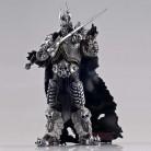 7 дюймов wow Lich King Arthas Рыцарь смерти Кукла фигурку Коллекционная статуя Игрушка Рисунок купить на AliExpress