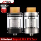 US $34.63 |100% Original WOTOFO Serpent SMM RTA 4ml Rebuildable Tank Atomzier for Box MOD Battery/Mech MOD Designed by Suck My Mod & WOTOFO-in Electronic Cigarette Atomizers from Consumer Electronics on Aliexpress.com | Alibaba Group