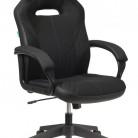 Купить Кресло игровое БЮРОКРАТ VIKING 3 AERO, черный в интернет-магазине СИТИЛИНК, цена на Кресло игровое БЮРОКРАТ VIKING 3 AERO, черный (1180821) - Москва