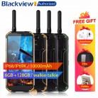 21037.11 руб. 20% СКИДКА|Blackview BV9500 Pro Мобильный телефон Android 8,1 Octa Core 5,7