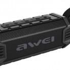 Купить Портативная акустика Awei Y280 black по низкой цене с доставкой из маркетплейса Беру