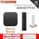 3778.96 руб. 29% СКИДКА|Оригинальная глобальная версия Xiaomi mi Box S 4 Android 8,1 4 K четырехъядерный Smart tv Box 2 ГБ 8 ГБ HD mi 2,4G 5,8G WiFi BT4.2 Mali450 1000Mbp-in ТВ-приставки from Бытовая электроника on Aliexpress.com | Alibaba Group
