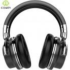 Беспроводные наушники Cowin E7ANC Bluetooth гарнитура активный шумоподавление беспроводной микрофон купить на AliExpress
