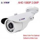 1192.58 руб. 67% СКИДКА|LOFAM AHD камера 1080 P 2MP CCTV пуля металл наружная Водонепроницаемая камера видеонаблюдения ночного видения 1080 P 2.0MP AHD камера-in Камеры видеонаблюдения from Безопасность и защита on Aliexpress.com | Alibaba Group