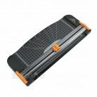 Бумага Cutter триммер Jielisi 909 5 A4 бумагорезальная машина с линейкой Бумага Cutter триммер резак черный оранжевый # H029 # купить на AliExpress