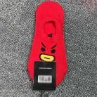 87.54 руб. |Новые удобные хлопковые носки Kpop BTS Bangtan для мальчиков, Короткие Дышащие носки для скейтборда купить на AliExpress
