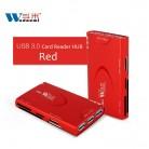 1479.22 руб. |USB 3,0 все в одном USB HUB/TF MS M2 CF SD Card reader/кабель с внешний адаптер питания-in Карт-ридеры from Компьютер и офис on Aliexpress.com | Alibaba Group