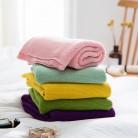 672.84руб. 44% СКИДКА|Новые клетчатые вязаные одеяла, декоративные одеяла для маленьких детей, мягкие покрывала для спальни на диван/кровать/покрывало для путешествий с самолетом koc-in Одеяла from Дом и животные on AliExpress - 11.11_Double 11_Singles' Day