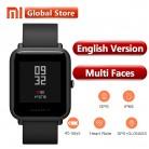 Оригинал Сяо mi Amazfit Хуа mi Смарт часы молодежное издание английская версия Bip Lite IP68 gps сердечного ритма mi Smartwatch купить на AliExpress