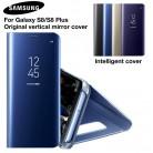 2190.51 руб. 10% СКИДКА|Samsung оригинальный зеркало крышку Clear View Флип Чехол для телефона для samsung Galaxy S8 S8 + S8 плюс Project Dream G9508 G955 G950U S8plus купить на AliExpress
