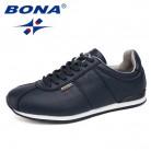 2282.6 руб. 30% СКИДКА|BONA/новый классический стиль; Мужская обувь для бега; кроссовки для бега; удобная спортивная обувь на шнуровке; спортивная обувь; Бесплатная доставка-in Беговая обувь from Спорт и развлечения on Aliexpress.com | Alibaba Group