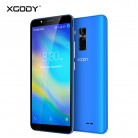 US $54.59 9% OFF|Original XGODY Y26 3G 6 Inch 18:9 Smartphone Android 8.1 Oreo MTK6580M Quad Core 1GB+16GB Face ID Mobile Phone 2800mAh Cellphone-in Mobile Phones from Cellphones & Telecommunications on Aliexpress.com | Alibaba Group