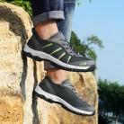 903.31 руб. 45% СКИДКА|Летняя мужская обувь из сетчатого материала, модные весенние дышащие кроссовки на шнуровке, большие размеры 39 48, мужская обувь, мужская повседневная обувь-in Мужская повседневная обувь from Туфли on Aliexpress.com | Alibaba Group