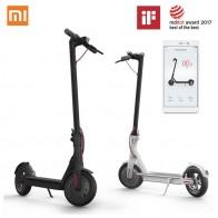 25501.65 руб. 22% СКИДКА|Xiaomi mi электрический скутер mi jia M365 умный E скутер скейтборд mi ni складной Ховерборд Patinete Электрический взрослая батарея 30 км-in Электрические скутеры from Спорт и развлечения on Aliexpress.com | Alibaba Group
