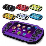 287.07 руб. 12% СКИДКА|Металлический Алюминиевый жесткий защитный чехол для sony Playstation PS Vita PSV 1000-in Чехлы from Бытовая электроника on Aliexpress.com | Alibaba Group