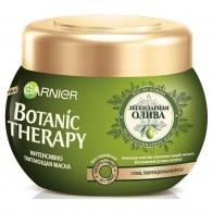 """Маска """"Легендарная олива"""" для сухих, поврежденных волос, 300 мл Botanic Therapy, Garnier"""