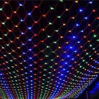 165.5 руб. 53% СКИДКА|3 м X 2 м 200LED домашний открытый праздник Рождество декоративная Свадебная сетка гирлянда занавеска гирлянды полосы вечерние свет-in Праздничное освещение from Лампы и освещение on Aliexpress.com | Alibaba Group