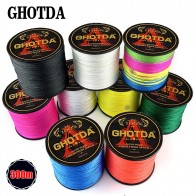 US $3.46 28% OFF|300M Brand GHOTDA Japan Multifilament 100% PE Braided Fishing Line 10LB to 80LB -in Fishing Lines from Sports & Entertainment on Aliexpress.com | Alibaba Group