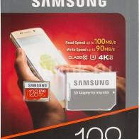 Купить Карта памяти microSDXC UHS-I U3 SAMSUNG EVO PLUS 2 128 ГБ в интернет-магазине СИТИЛИНК, цена на Карта памяти microSDXC UHS-I U3 SAMSUNG EVO PLUS 2 128 ГБ (460534)