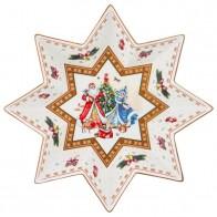 Купить Салатник christmas collection 32 см Lefard (586-449) по низкой цене с доставкой из Яндекс.Маркета - Посуда для праздника