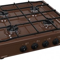 Плита Газовая Gefest ПГ 900 К17 коричневый эмаль (настольная)