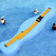 € 3.37 25% de réduction|Réglable dos flottant mousse natation ceinture taille équipement de formation adultes enfants outil EVA matériel conseil ceinture-in Air Matelas from Sports et Loisirs on Aliexpress.com | Alibaba Group