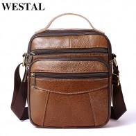 WESTAL натуральная кожа сумка Для мужчин сумка кожаная повседневная небольшой лоскут поясная сумка Кроссбоди Мешок Для мужчин сумки 8318 купить на AliExpress