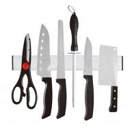 685.95 руб. 10% СКИДКА Магнитный самоклеящийся 31 см длина держатель ножа из нержавеющей стали 304 блок Магнитный нож подставка для стойки для ножей-in Блоки и сумки-скрутки from Дом и сад on Aliexpress.com   Alibaba Group