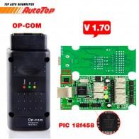 1195.77 руб. |2019 OP COM V1.70 OBD2 OBD 2 Автосканер с PIC18F458 OP COM для Opel OPCOM для Opel автомобиля диагностический инструмент V1.7 программного обеспечения-in Считыватели кодов и сканеры from Автомобили и мотоциклы on Aliexpress.com | Alibaba Group