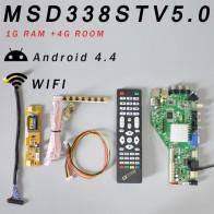 3274.76 руб. 28% СКИДКА|1G & 4G MSD338S tv 5,0 интеллектуальная беспроводная сетевая ТВ плата драйвера универсальная ЖК плата + 2 ламповый Инвертор + 7 k кнопка-in Аксессуары для акустических систем from Бытовая электроника on Aliexpress.com | Alibaba Group