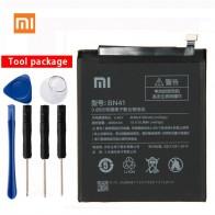 Оригинальный xiaomi BN41 высокое Ёмкость телефон Батарея для xiaomi Redmi Note 4 Hongmi Note4 4000 мАч купить на AliExpress