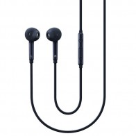 Наушники с микрофоном SAMSUNG EO-EG920L, 3.5 мм, темно-синий