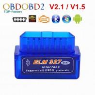 € 2.68 6% de réduction|2018 Super Mini ELM327 Bluetooth V2.1/V1.5 OBD2 Voiture Outil De Diagnostic ELM 327 Bluetooth Pour Android/Symbian Pour OBDII Protocole dans Lecteurs de Code et Outils de Balayage de Automobiles et Motos sur AliExpress.com | Alibaba Group