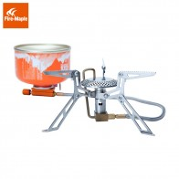 US $26.24 30% OFF|Hiking Gas Stoves Outdoor Picnic Stove Fire Maple Ultralight Portable Stainless Steel Gas Furnace FMS 118 Camping Gas Burners-in Outdoor Stoves from Sports & Entertainment on Aliexpress.com | Alibaba Group
