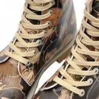 Высокие ботинки Chibi Potter Harry Potter - Обувь Harry Potter