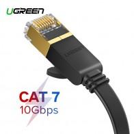 177.93 руб. 27% СКИДКА|Ugreen Cat7 кабель Ethernet RJ45 Cat 7 сетевой плоский сетевой кабель RJ45 патч корд 1 м/5 м/ 10 м/20 м для ПК Router ноутбук кабель ethernet on Aliexpress.com | Alibaba Group