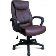 Кресло компьютерное Brabix Enter EX-511 Brown (531163)