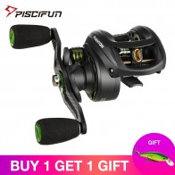 US $49.34 38% OFF|Piscifun Phantom Fishing Reel Carbon Fiber Ultralight 162g Dual Brake 7.7kg Max Drag 7.0:1 Gear Ratio Lake Baitcasting Reel-in Fishing Reels from Sports & Entertainment on Aliexpress.com | Alibaba Group