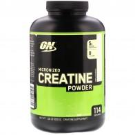 Optimum Nutrition, Тонкодисперсный порошок креатина, без вкуса, 1,32 фунта (600 г)