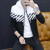 2018 tendance des jeunes mince à capuchon mince veste hommes dans Vestes de Mode Homme et Accessoires sur AliExpress.com | Alibaba Group