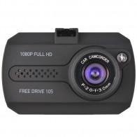 Видеорегистратор Digma FreeDrive 105 Black