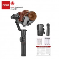 US $549.0 27% OFF|ZHIYUN Official Crane 2 3 Axis Camera Stabilizer Gimbal with Follow Focus Control for All Models of DSLR Mirrorless Camera-in Handheld Gimbal from Consumer Electronics on Aliexpress.com | Alibaba Group