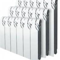 Купить Биметаллический радиатор Gladiator 350/80/4 сек в Ульяновске - Биметаллические радиаторы