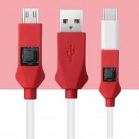 140.47 руб. 24% СКИДКА|Новый Глубокий флэш кабель ремонт инструмент для Xiaomi Redmi телефон открытым порты и разъёмы 9008 Sup s BL замки кабель EDL с Тип C адаптер купить на AliExpress