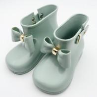 621.49 руб. 25% СКИДКА|Детские резиновые сапоги для девочек Нескользящие водонепроницаемые теплые красивые резиновые сапоги с бантиком резиновая обувь принцессы для маленьких детей-in Сапоги from Мать и ребенок on Aliexpress.com | Alibaba Group